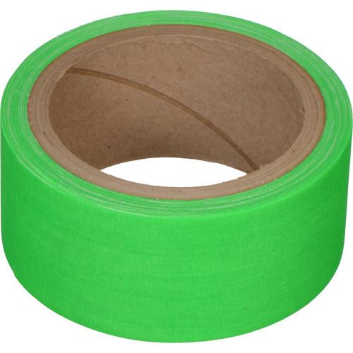 "Devek Gaffer Tape (2"" x 8 yd, Neon Green)"