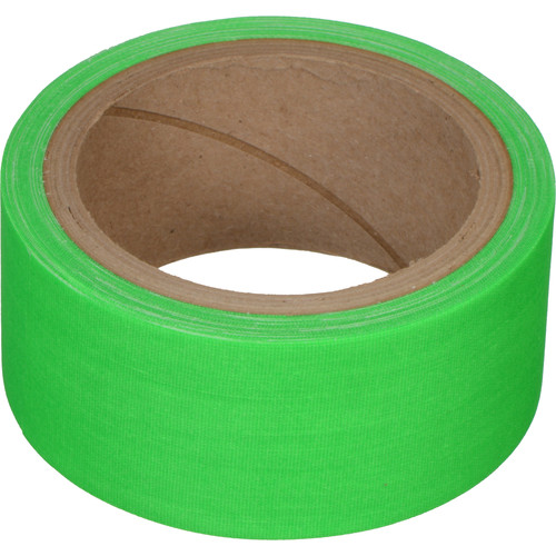 "Devek Gaffer Tape (2"" x 8 yd, Neon Green)"
