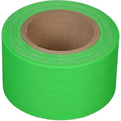 "Devek Gaffer Tape (3"" x 25 yd, Neon Green)"