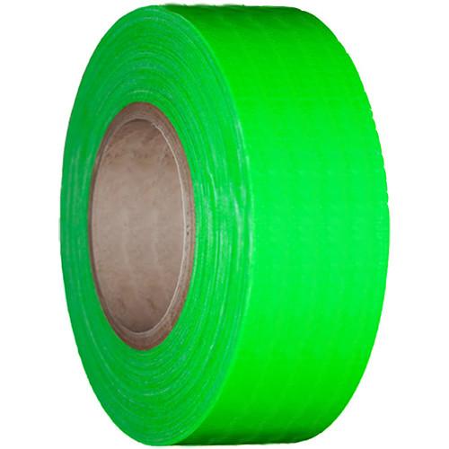 "Devek Gaffer Tape (3"" x 8 yd, Neon Green)"