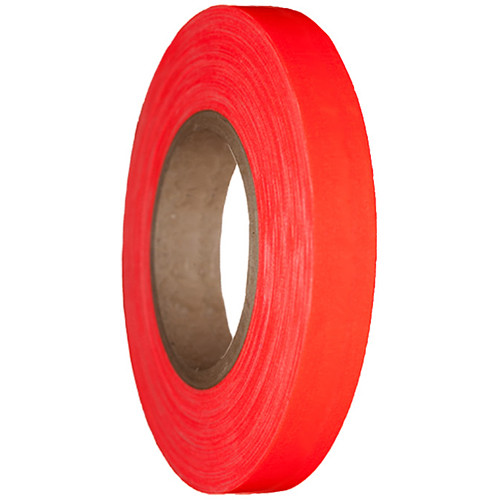 """Devek Gaffer Tape (1"""" x 45 yd, Neon Orange)"""