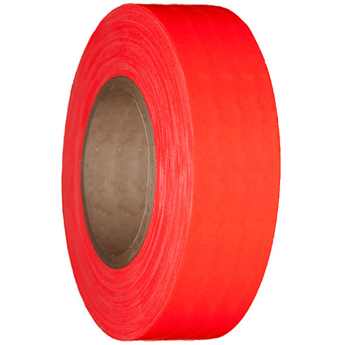 "Devek Gaffer Tape (2"" x 25 yd, Neon Orange)"