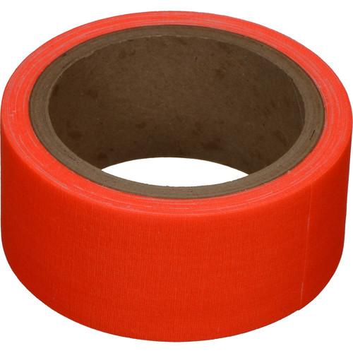 """Devek Gaffer Tape (2"""" x 8 yd, Neon Orange)"""