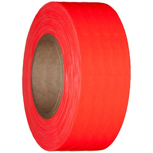 """Devek Gaffer Tape (3"""" x 50 yd, Neon Orange)"""