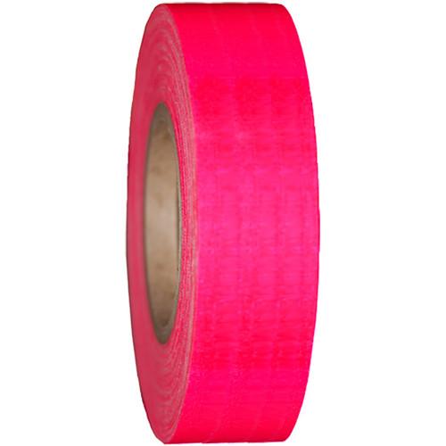 "Devek Gaffer Tape (2"" x 25 yd, Neon Pink)"