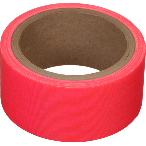 "Devek Gaffer Tape (2"" x 8 yd, Neon Pink)"