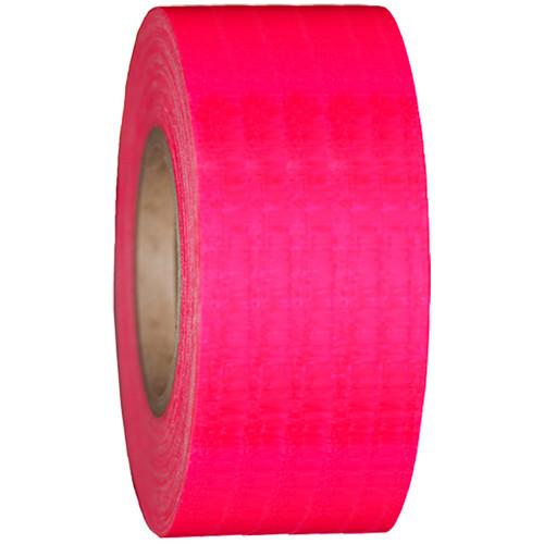 "Devek Gaffer Tape (3"" x 50 yd, Neon Pink)"
