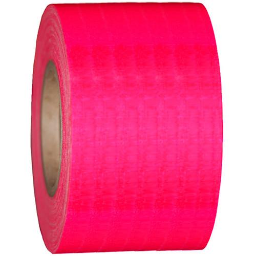 "Devek Gaffer Tape (4"" x 8 yd, Neon Pink)"
