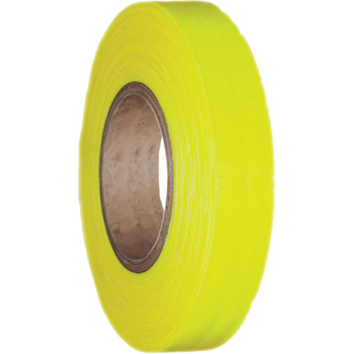 "Devek Gaffer Tape (1/2"" x 25 yd, Neon Yellow)"