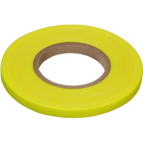 "Devek Gaffer Tape (1/2"" x 45 yd, Neon Yellow)"