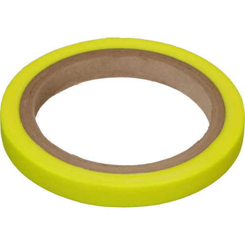 "Devek Gaffer Tape (1/2"" x 8 yd, Neon Yellow)"