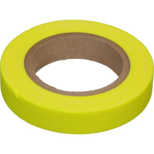 "Devek Gaffer Tape (1"" x 25 yd, Neon Yellow)"