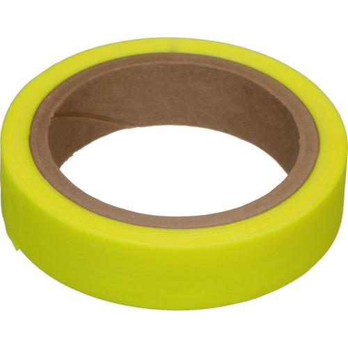 "Devek Gaffer Tape (1"" x 8 yd, Neon Yellow)"