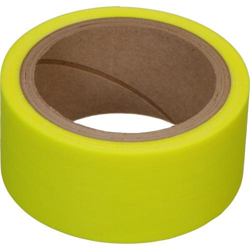 "Devek Gaffer Tape (2"" x 8 yd, Neon Yellow)"