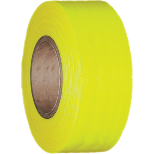 "Devek Gaffer Tape (3"" x 25 yd, Neon Yellow)"