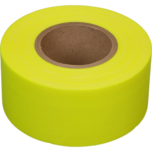 "Devek Gaffer Tape (3"" x 50 yd, Neon Yellow)"