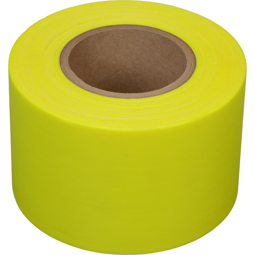 "Devek Gaffer Tape (4"" x 50 yd, Neon Yellow)"