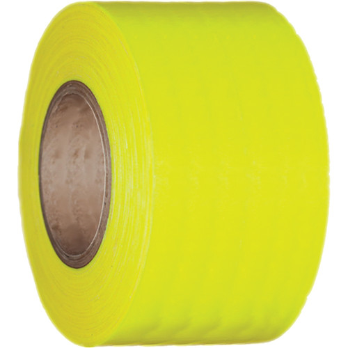 "Devek Gaffer Tape (4"" x 8 yd, Neon Yellow)"