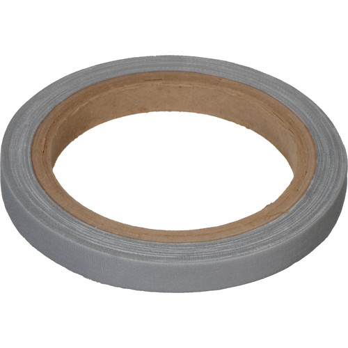 "Devek Gaffer Tape (1/2"" x 10 yd, Gray)"