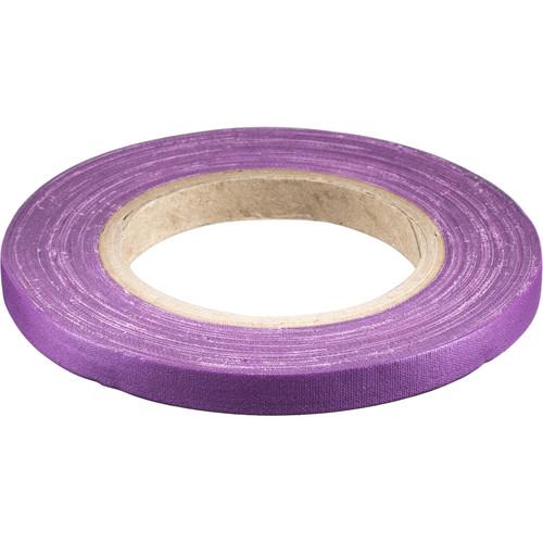 "Devek Gaffer Tape (1/2"" x 30 yd, Purple)"