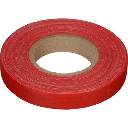"""Devek Gaffer Tape (1"""" x 50 yd, Red)"""