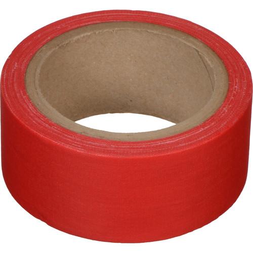 """Devek Gaffer Tape (2"""" x 10 yd, Red)"""