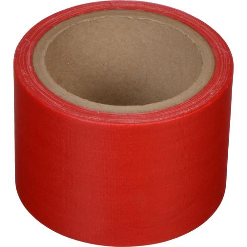 """Devek Gaffer Tape (3"""" x 10 yd, Red)"""