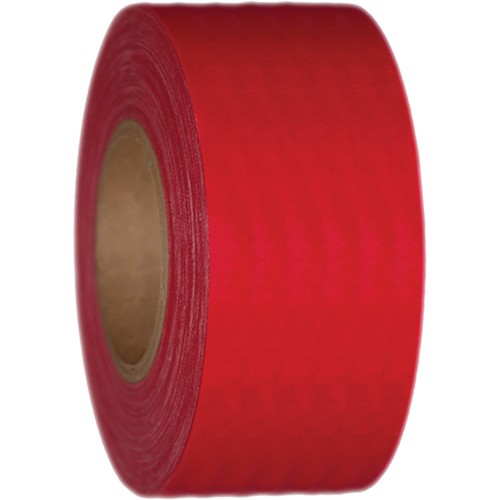 """Devek Gaffer Tape (3"""" x 30 yd, Red)"""