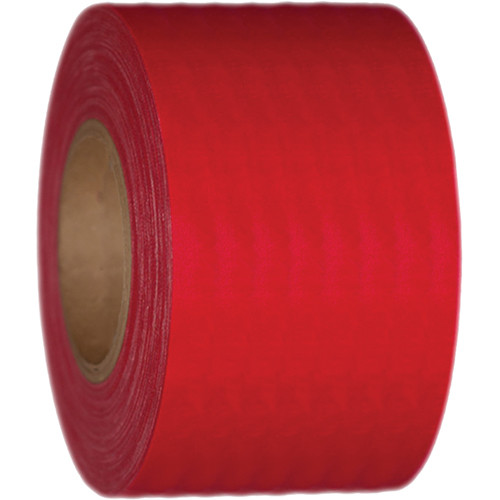 "Devek Gaffer Tape (4"" x 10 yd, Red)"