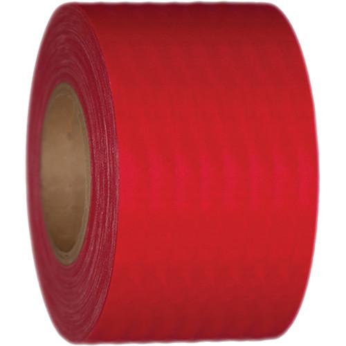 """Devek Gaffer Tape (4"""" x 50 yd, Red)"""
