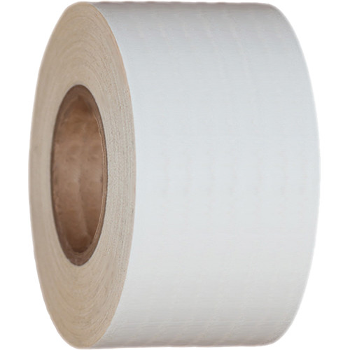 "Devek Gaffer Tape (4"" x 10 yd, White)"
