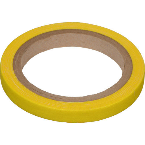"Devek Gaffer Tape (1/2"" x 10 yd, Yellow)"