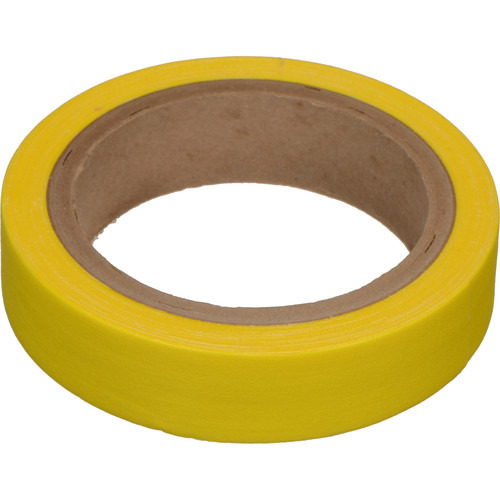 "Devek Gaffer Tape (1"" x 10 yd, Yellow)"