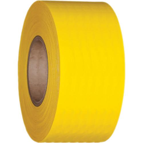 "Devek Gaffer Tape (4"" x 10 yd, Yellow)"
