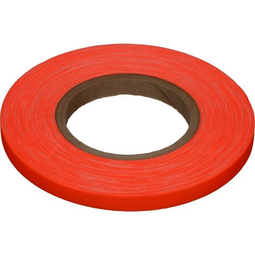 """Devek Gaffer Tape (1/2"""" x 45 yd, Neon Orange)"""