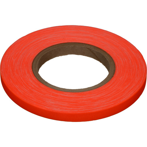 "Devek Spike Tape 1/2""x45 Yards (Neon Orange)"