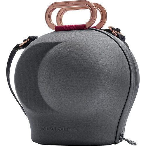 Devialet Cocoon Carrying Case for the Phantom Reactor (Mercury Gray)