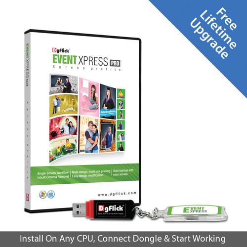DgFlick Event Xpress (DVD-ROM)