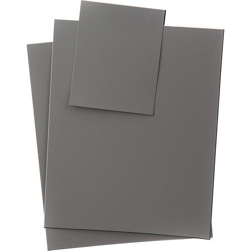 DGK Color Tools DGKR27-XT Digital Gray Cards (Set of 3)