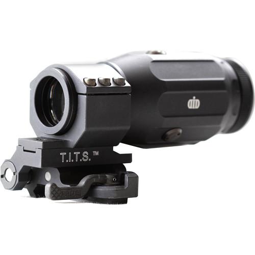 DI Optical 3XP78A 3x Magnifier (Matte Black)