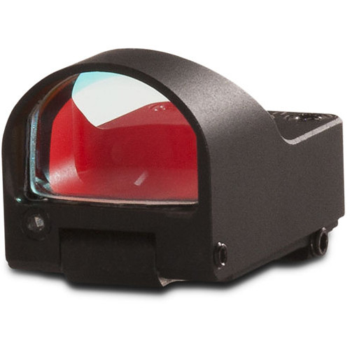 DI Optical CDS-1C Red Dot Reflex Sight (1.5 MOA Red Dot/50 MOA Circle Illuminated Reticle, Matte Black)