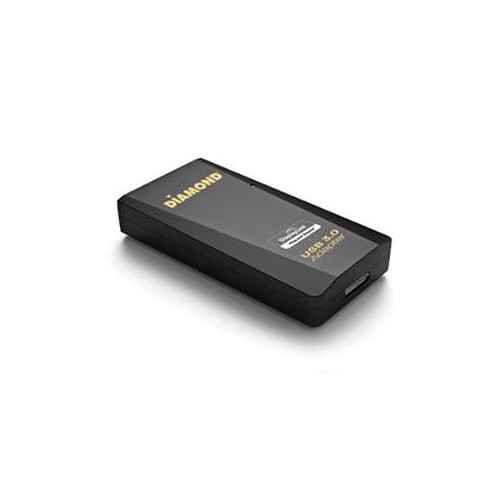 Diamond BVU3500H USB 3.1 Gen 1/USB 2.0 to DVI/HDMI Adapter