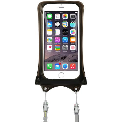 DiCAPac Waterproof Case for Smartphones (Black)
