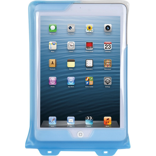 DiCAPac Waterproof Case for Apple iPad mini (Blue)