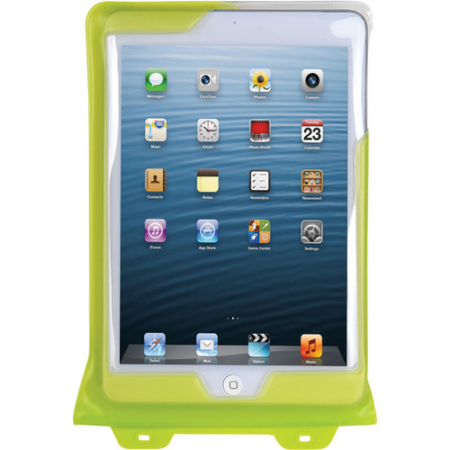DiCAPac Waterproof Case for Apple iPad mini (Green)