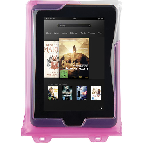 "DiCAPac Waterproof Case for 8"" Tablets (Pink)"
