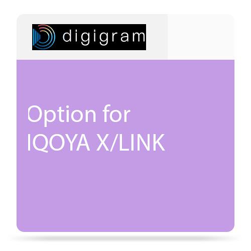 Digigram Sync Option for X/LINK