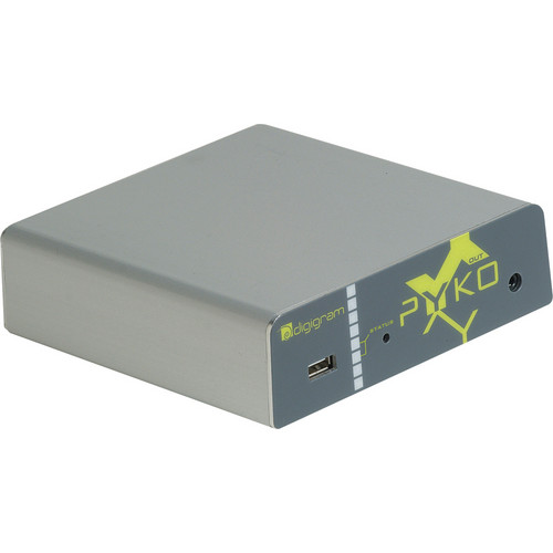 Digigram PYKO-Out Professional IP Audio Endpoint
