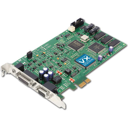 Digigram VX222e PCI Express Version of VX222HR Linear Sound Card
