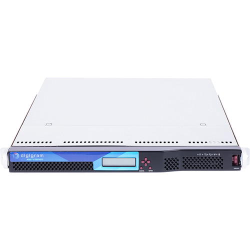 Digigram Aqilim Serv/Fit TC HD/SD Transcoding Platform for IPTV and OTT (1 RU)